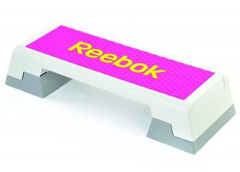 Степ-платформа Reebok step RAEL-11150MG (лиловый)
